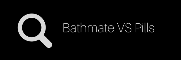 Bathmate VS Pills